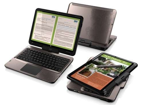 Multi-Touch Tablet PCs