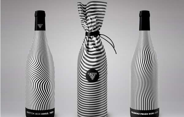 Hrsz. 737 Wine Packaging