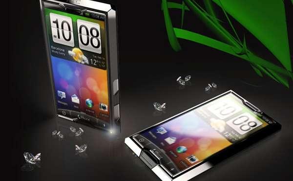 Lustrous Lucid Phones