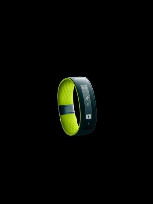 Wrist-Borne Fitness Trackers