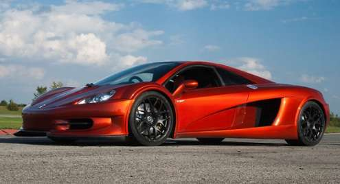 Red Hot Quebecois Supercars