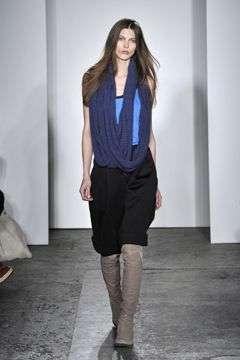 Bold Blue Accent Fashion
