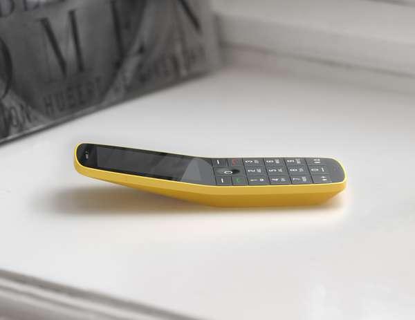 Bare-Boned Cell Phones