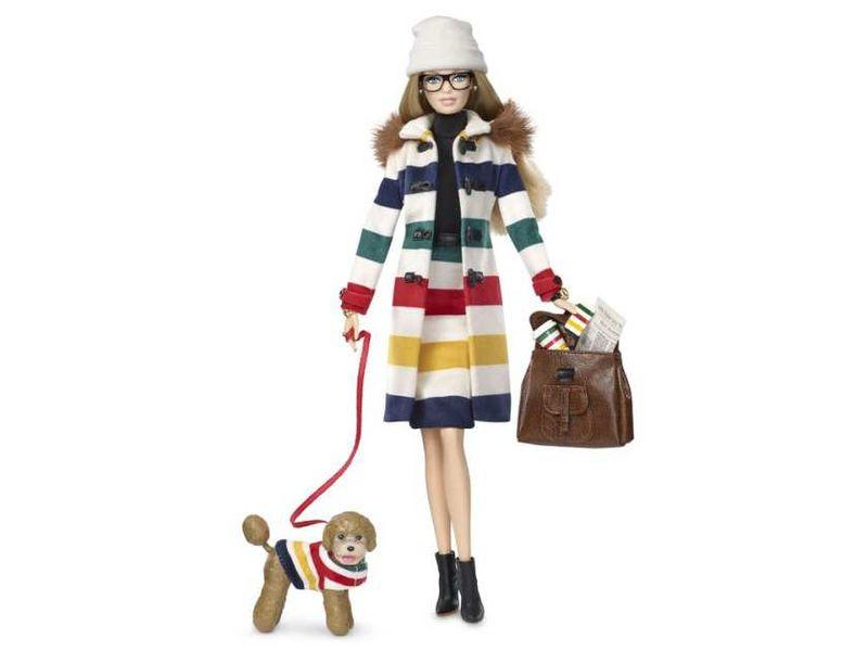 Canadian Company-Honoring Dolls
