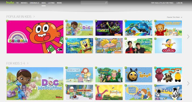 Kid-Friendly Video Platforms
