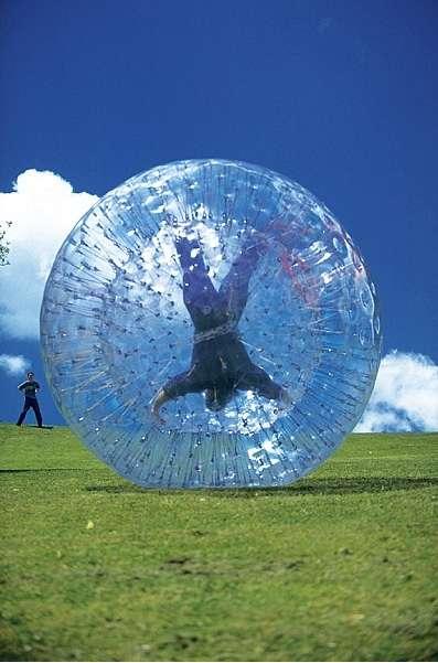Human Ball 81