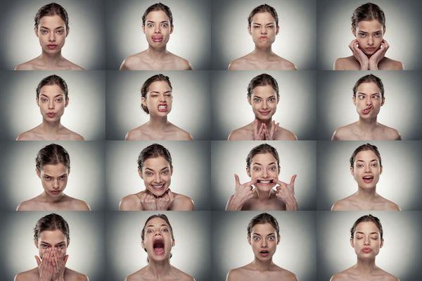 Expressive Emotional Photography