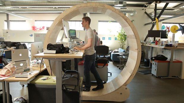 office decks. Office Decks Rodentthemed Desks Trend Hunter Sichco