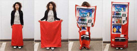 Vending Machine Skirts