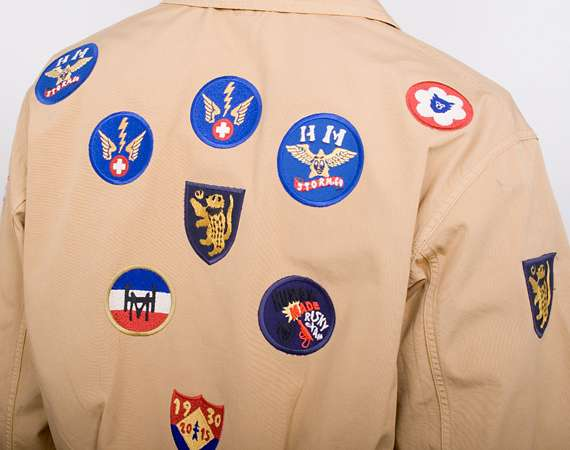 Aviator-Inspired Jackets