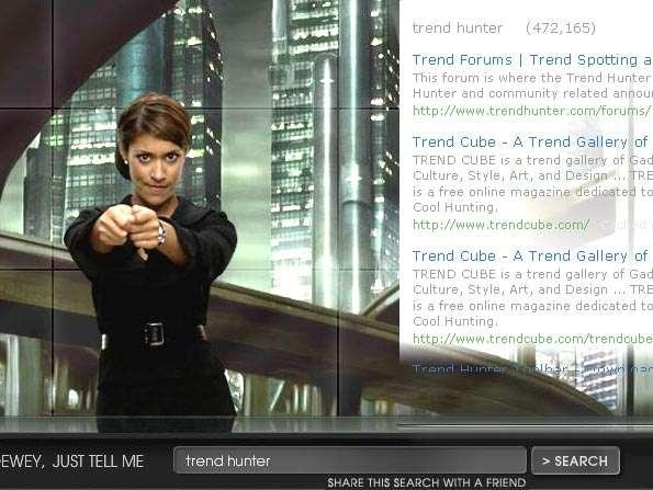Human Search Engine