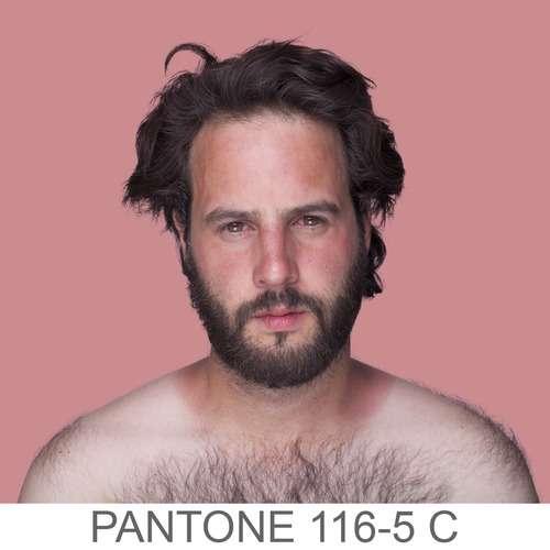Pantone Portraits