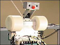 Humanoid Robot Teaches Itself To Walk