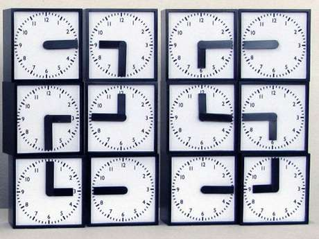 24-in-1 Clocks