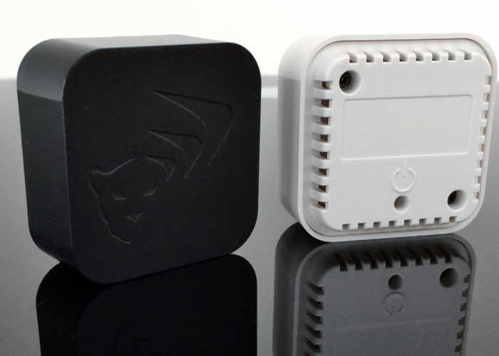 Cloud-Free Home Sensors