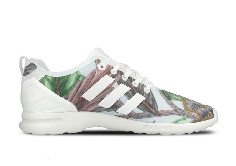 Hummingbird-Printed Sneakers