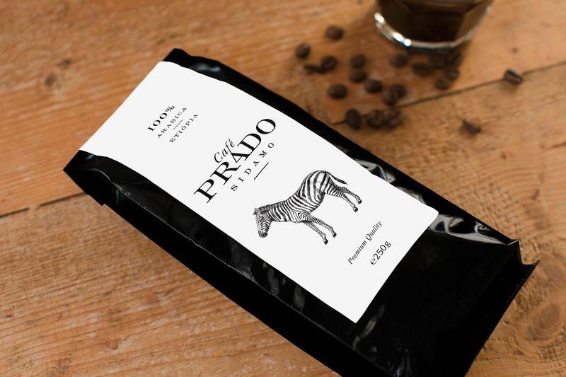 Animalistic Coffee Branding