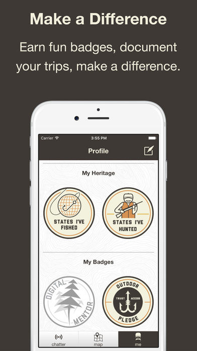 Informative outdoorsman apps hunting and fishing information for Utah hunting and fishing mobile app