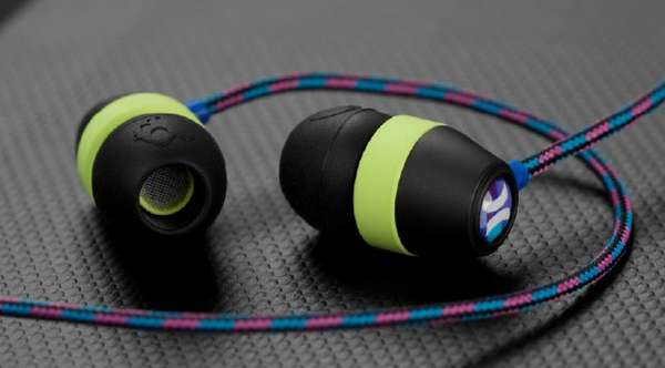 Fabric Cable Headphones
