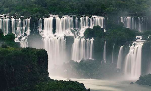 Sprawling Falls Snapshots