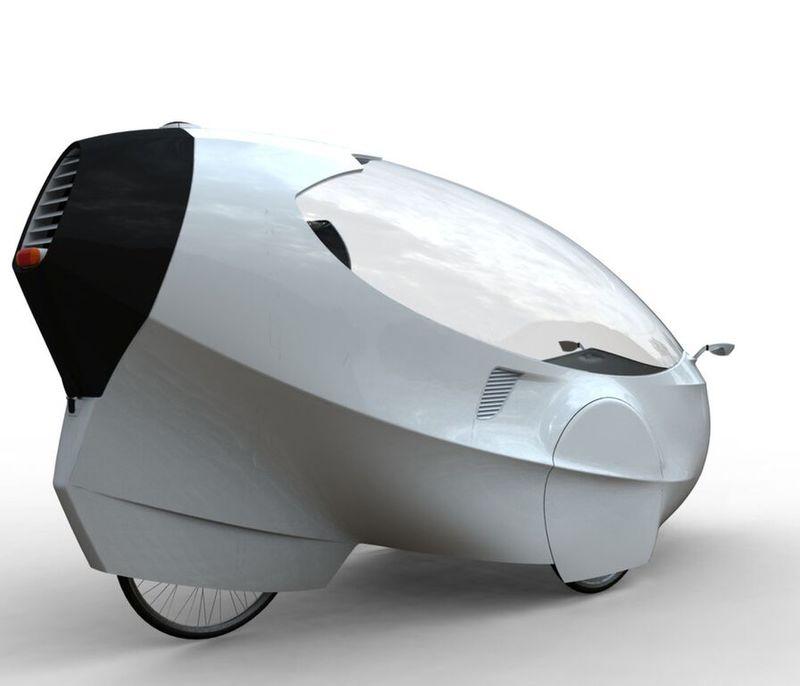 High-Tech Hybrid Bicycles