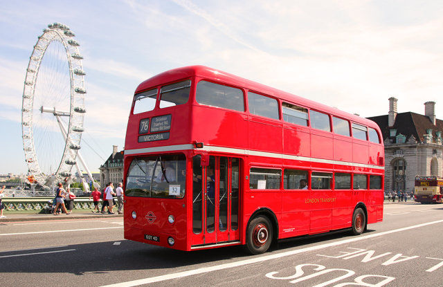 Electric Double Decker Buses