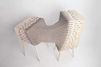 Stitched Experimental Furnishings