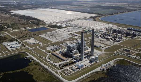 Hybrid Power Plants
