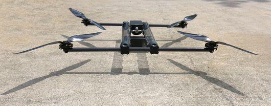 Hydrogen-Powered Drones