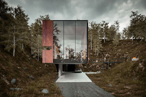 Photography-Centric Abodes