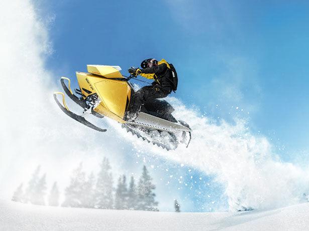 Hydrogen-Powered Snow Vehicles