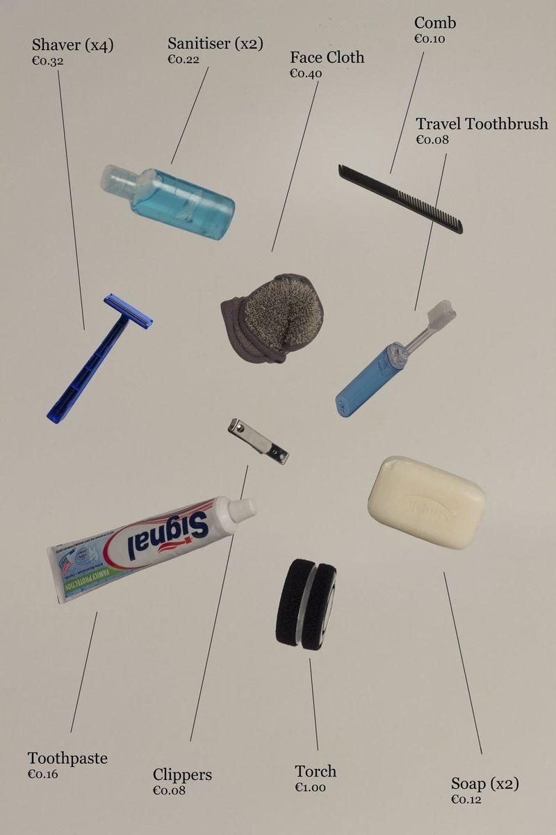 Refugee Washing Kits