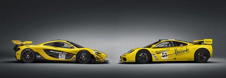 Hybrid Hypercars