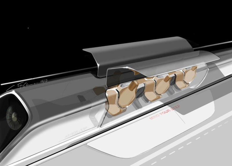 Vacuum Transport Tubes