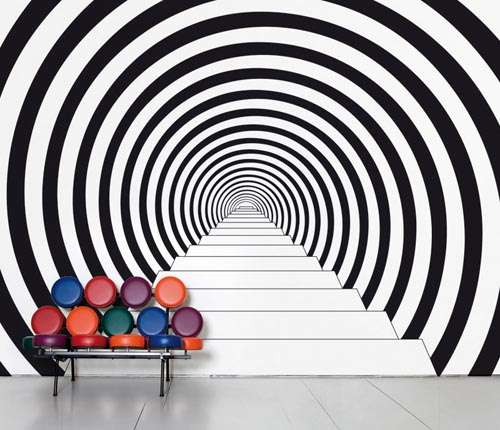 Hypnotic Wall Decals