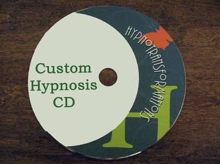 Personalized Hypnosis CDs