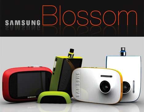 Blooming Cameras