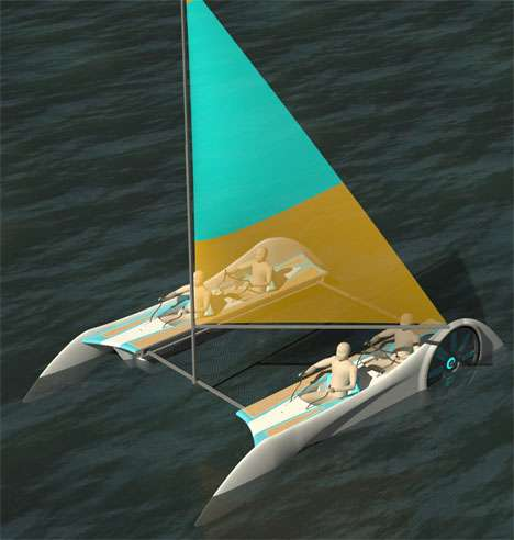Convertible Catamaran Cars