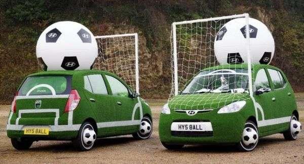 Soccerific Sedans