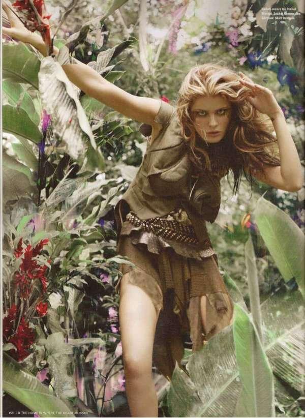 Tropical Camo Fashion