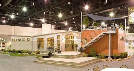 Green Manufactured Housing