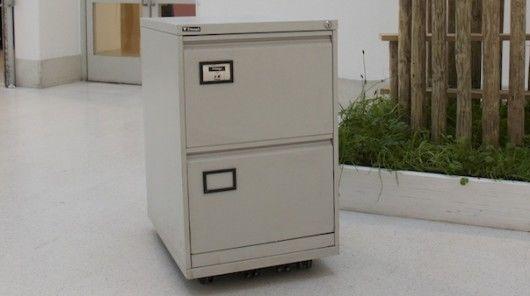 Stalking Filing Cabinets