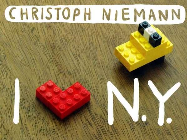 LEGO Cityscapes