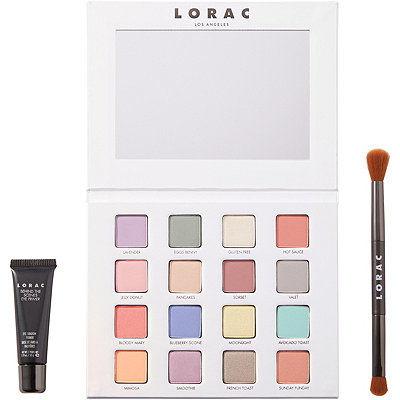Brunch-Themed Eyeshadow Palettes