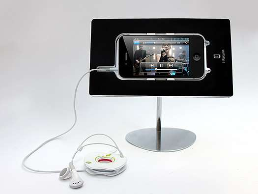 i-Return Apple Stands