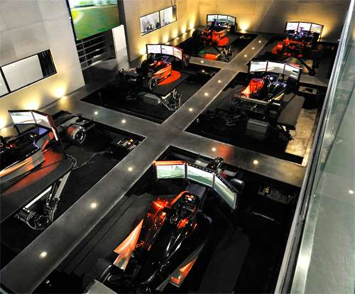 I-WAY Virtual Racing Facility
