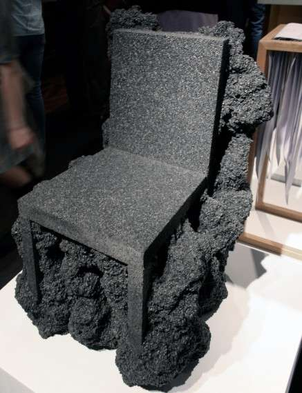 Volcanic Foam Chair
