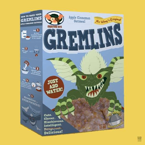 80s Movie Breakfast Boxes