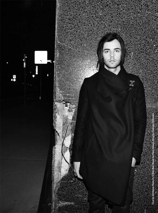 Ian Keaggy Fashionisto Exclusive