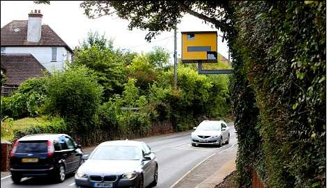 Fake Speed Cameras